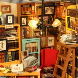 Sam's Study Room