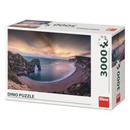 Puzzle Dino 3000 Ανατολή Ηλίου