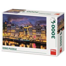 Puzzle Dino 3000 Άμστερνταμ