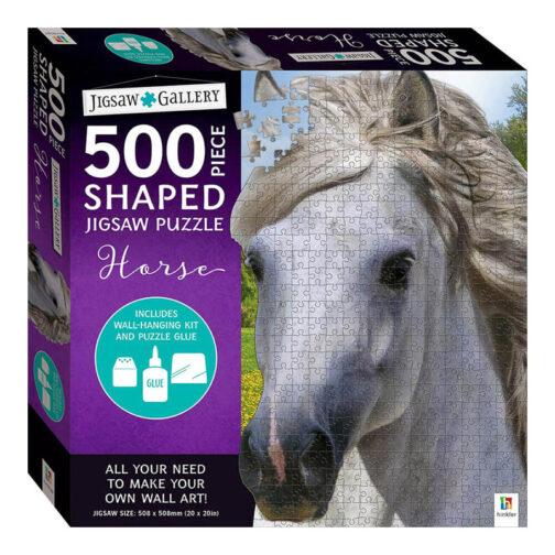 Puzzle 500 Horse