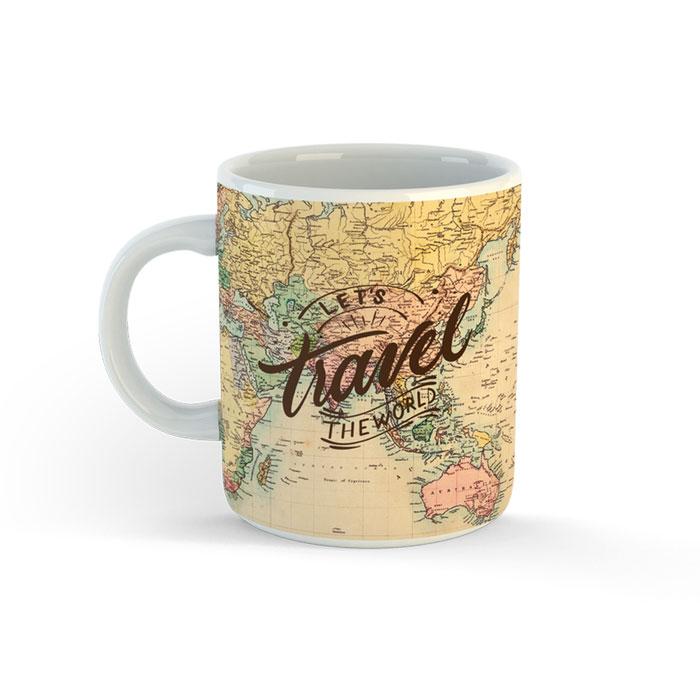 Κούπα Total Gift Maps