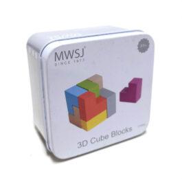 Πολύχρωμος Κύβος MWSJ