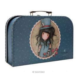 Βαλιτσάκι Διακοσμητικό Κουτί Santoro The Hatter
