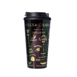 Harry Potter Screw Top Thermal Flask (Double Walled)
