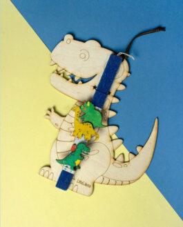 Λαμπάδα Δεινόσαυρος