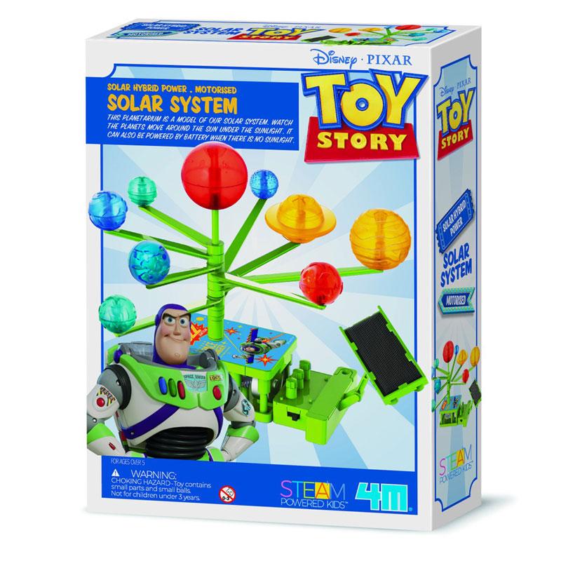 Πλανητάριο Ηλιακής Ενέργειας Toy Story