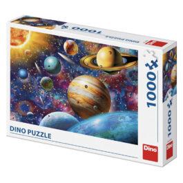 Puzzle 1000 Dino Πλανήτες