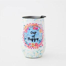 Ποτήρι-Θερμός Cup Of Happy 414ml
