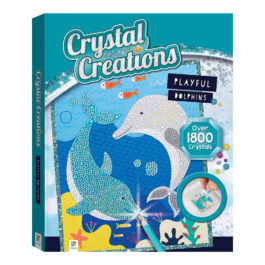 Crystal Creations Kids Playful Dolphins