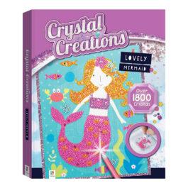 Crystal Creations Lovely Mermaid