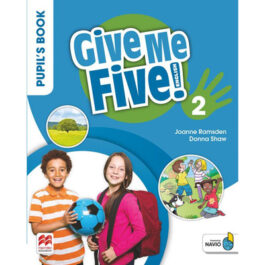 Give Me Five! 2 Pupil's Book Pack