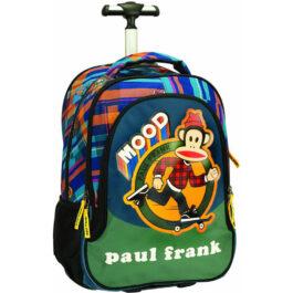 Back Me Up Σακίδιο Trolley Paul Frank Campus 346-69074