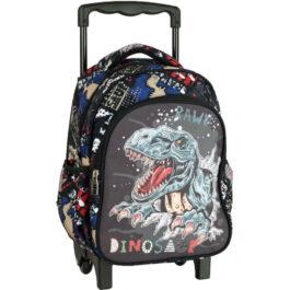 Back Me Up Trolley Νηπιαγωγείου Dinosaur 357-05072