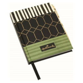 Hallmark Σημειωματάριο Α6 με Στυλό Stripe 333-04006
