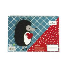 Hallmark Μπλοκ Ζωγραφικής Σπιράλ Porcupine Α4 30 Φύλλων
