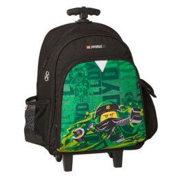 LEGO Τσάντα Δημοτικού Τρόλεϊ Ninjago Energy