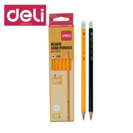 Μολύβι Deli με Γόμα E7079