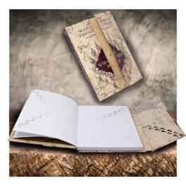 Harry Potter Σημειωματάριο Marauders Map BS145056