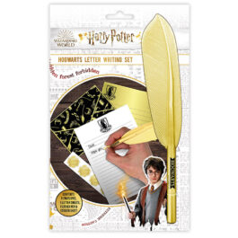 Harry Potter Letter Writing Set Feather Pen HP147706