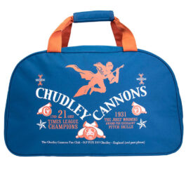 Harry Potter Τσάντα Ταξιδίου Chudley Cannons SLHP294