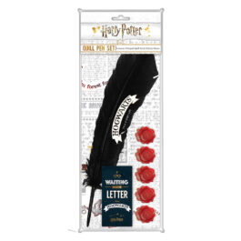 Harry Potter Quill Pen Set Waiting for my letter SLHP445