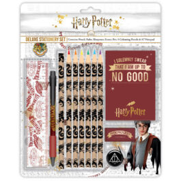 Harry Potter Deluxe Stationery Set SLHP450