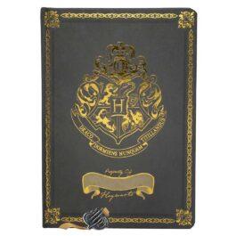 Harry Potter Σημειωματάριο A5 Chunky Black SLHP508