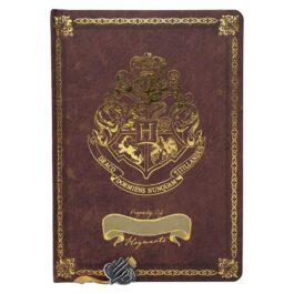 Harry Potter Σημειωματάριο A5 Chunky Burgundy SLHP509