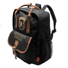 Harry Potter Σακίδιο Πλάτης Premium Black 9 3/4 – SLHP542