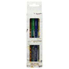 Harry Potter Gel Pen Set in Window Box SLHP566