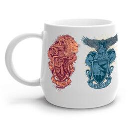 Κούπα Harry Potter 355ml Houses Emblems ST20089