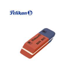 Γομολάστιχα Pelikan ΒΡ 80 Δίχρωμη Μικρή